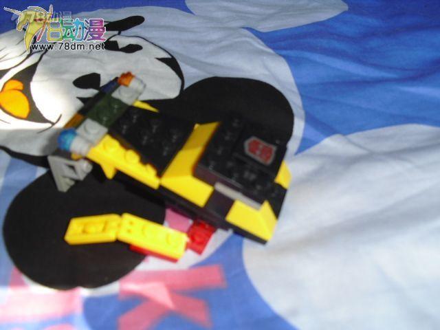 变形金刚/我的原创g1机器人系列26.迷你军团系列飞过山 变形金刚讨,2....