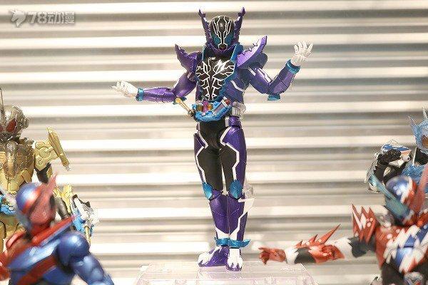h.f 假面骑士 rogue 鳄霸 魂展厅展图0408图片