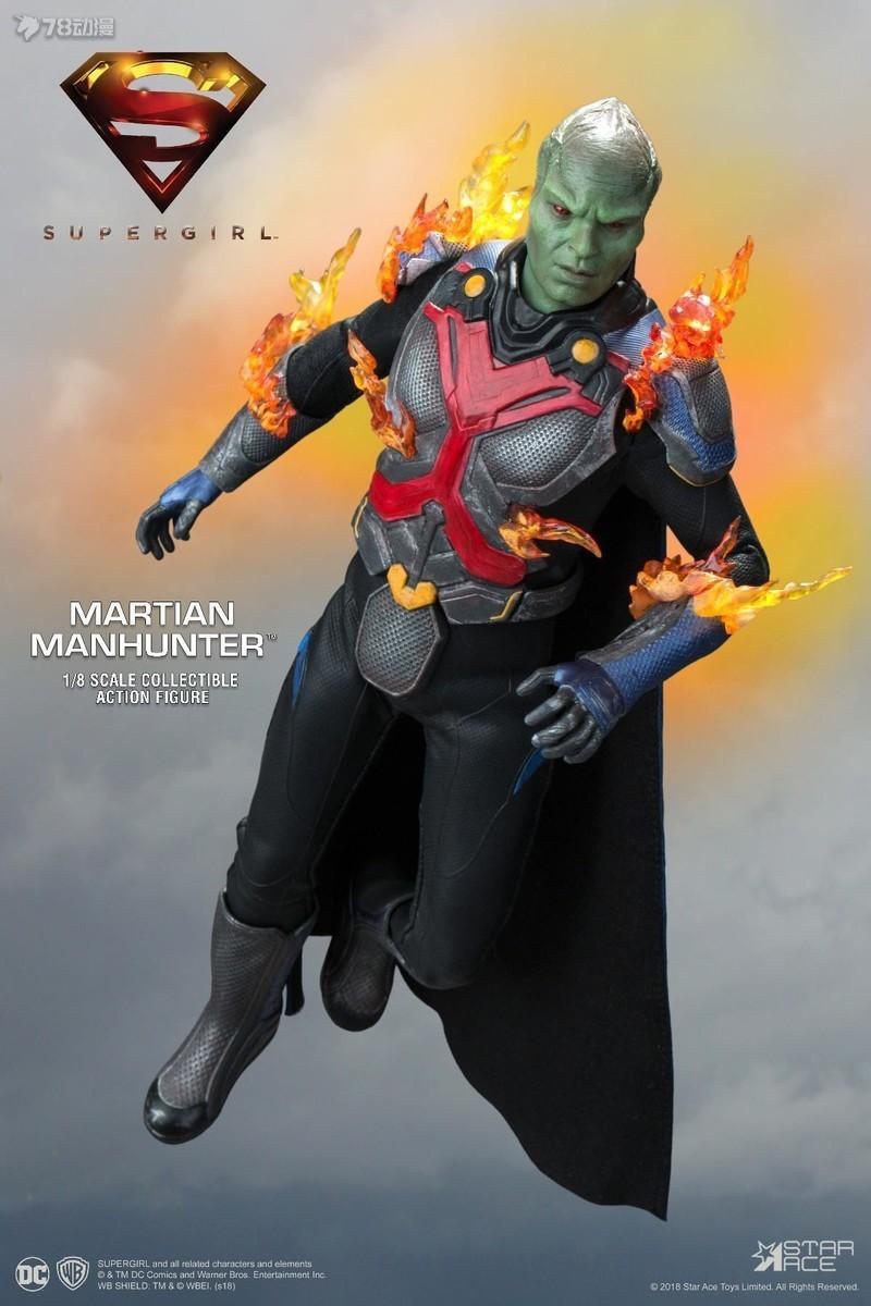 转star ace toys 新品 1/8系列 美剧 女超人 火星猎人
