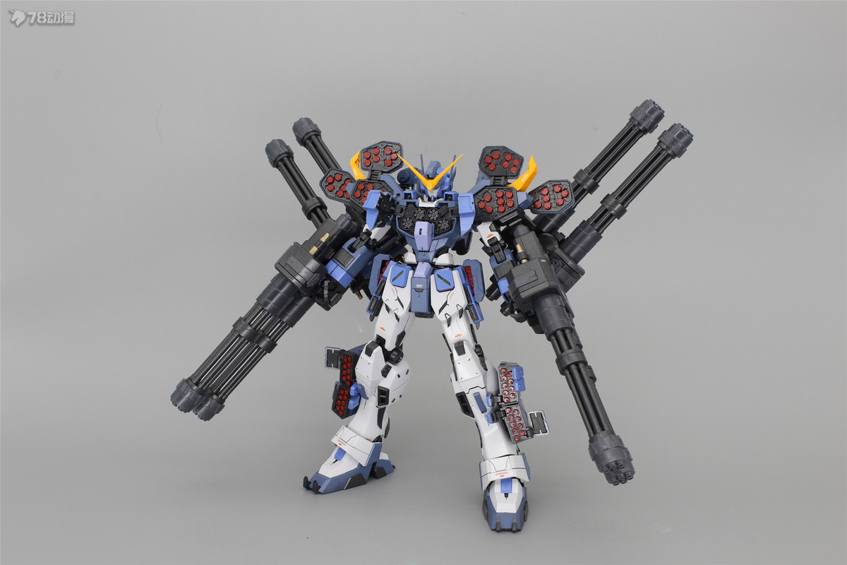 GUNDAM MG 超新星 重炮高达改 (1).jpg