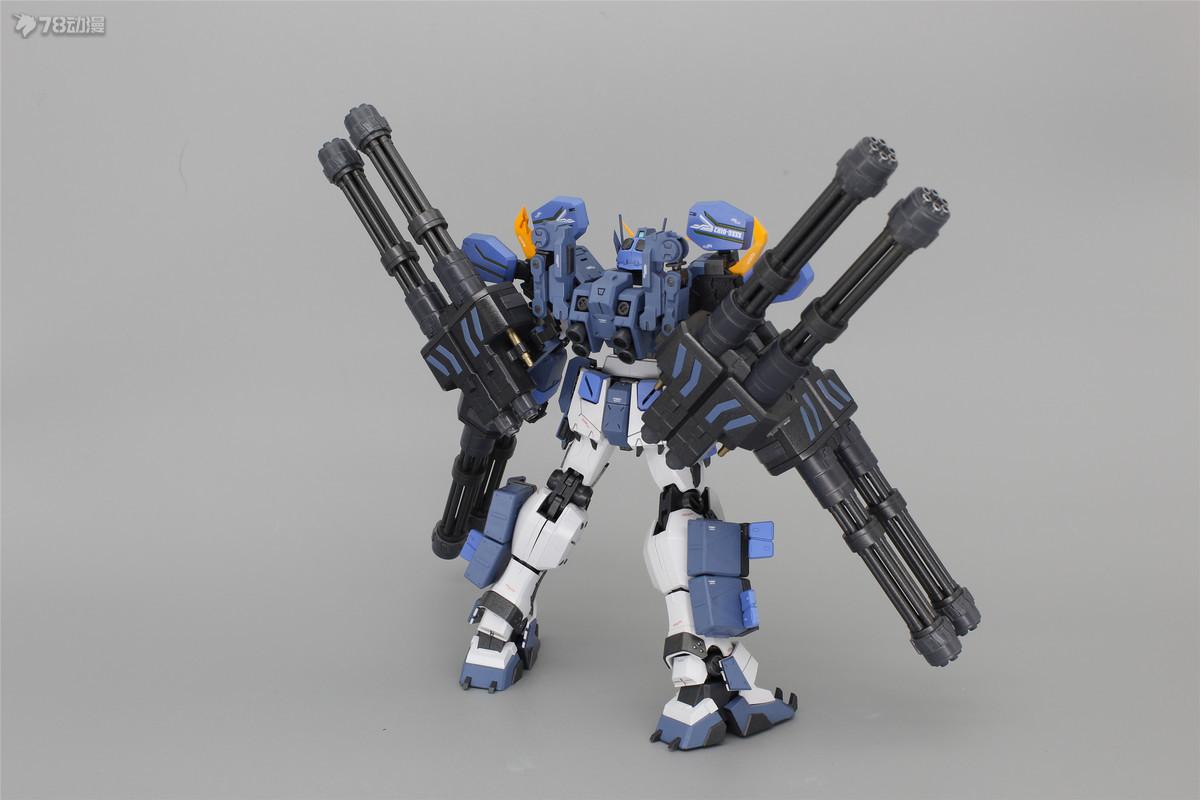 GUNDAM MG 超新星 重炮高达改 (3).jpg