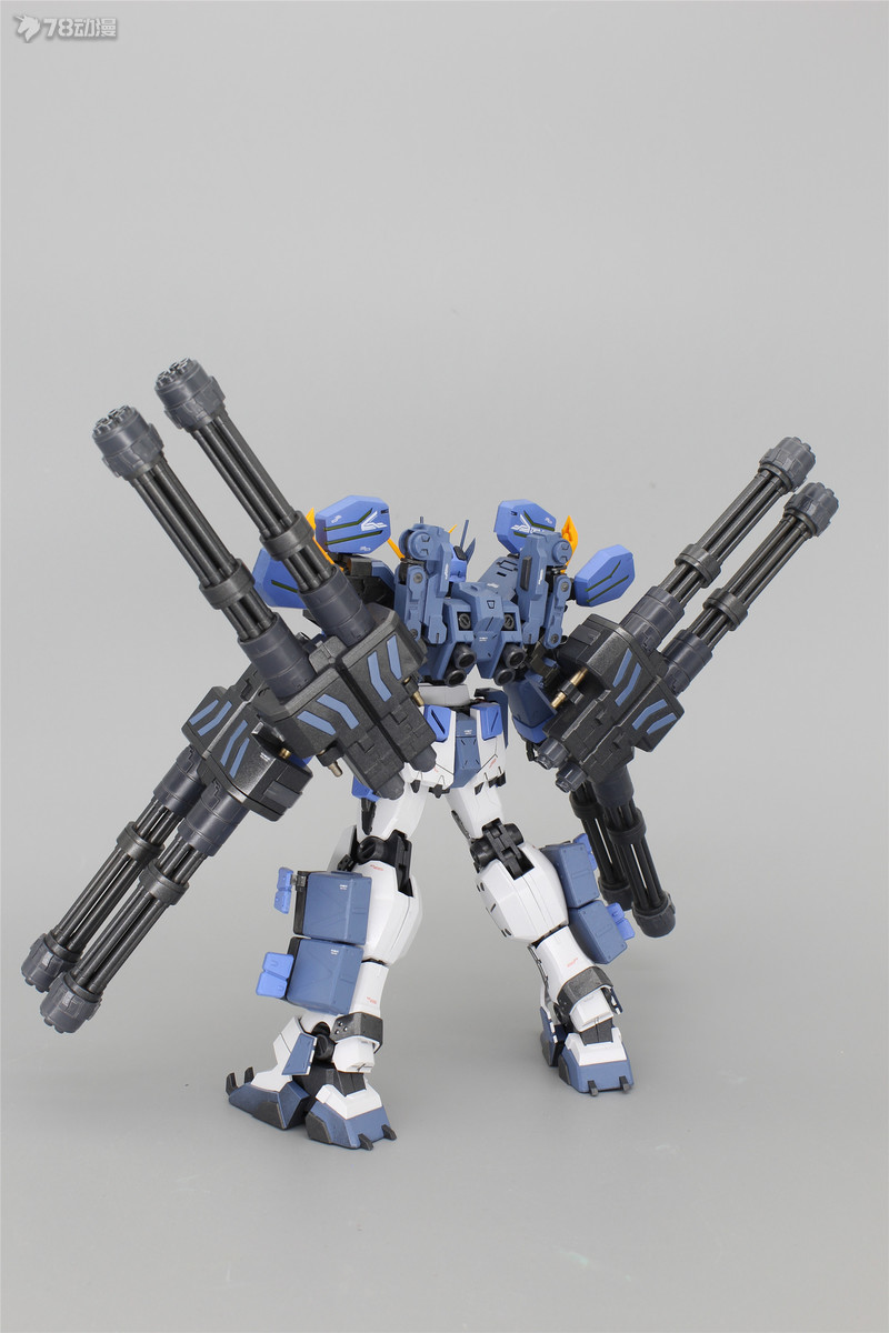 GUNDAM MG 超新星 重炮高达改 (4).jpg