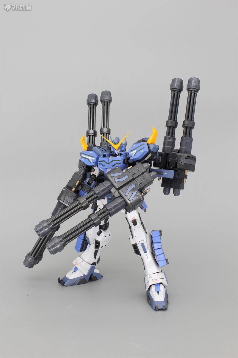 GUNDAM MG 超新星 重炮高达改 (5).jpg