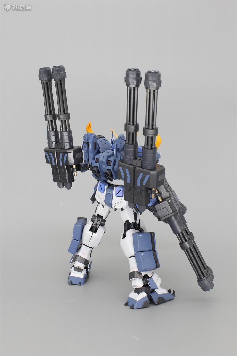 GUNDAM MG 超新星 重炮高达改 (6).jpg