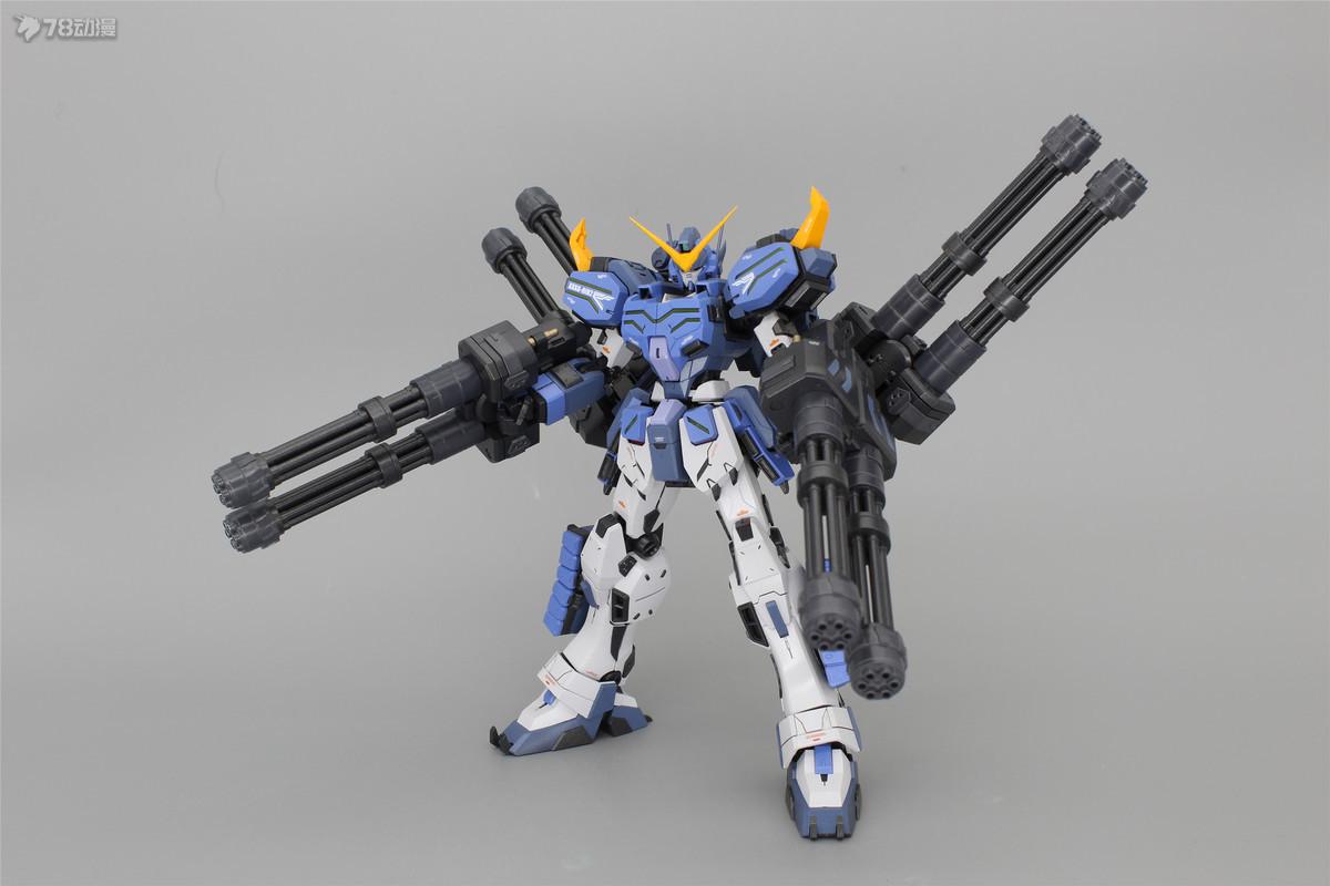 GUNDAM MG 超新星 重炮高达改 (7).jpg