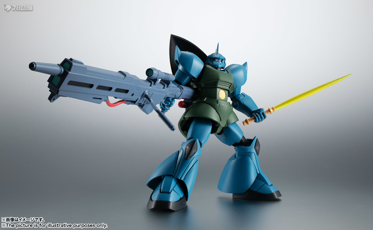 ROBOT魂 <SIDE MS> MS_14A ガトー専用ゲルググ ver. A.N.I.M.E. 05.jpg