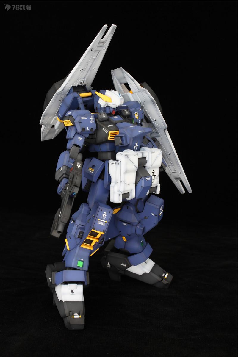 GUNDAM MG RX-121-1 Gundam TR-1 HAZEL Custom   FF-X29A G-PARTS HRUDUDU (10).jpg