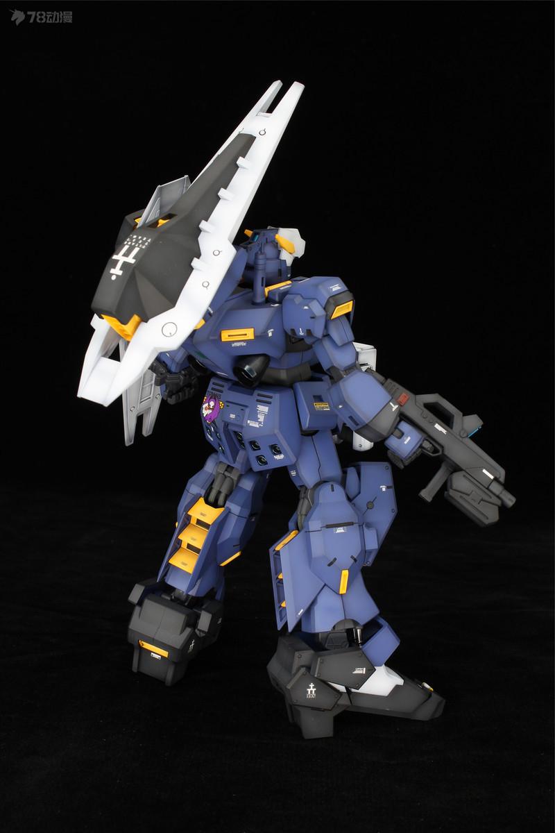 GUNDAM MG RX-121-1 Gundam TR-1 HAZEL Custom   FF-X29A G-PARTS HRUDUDU (11).jpg