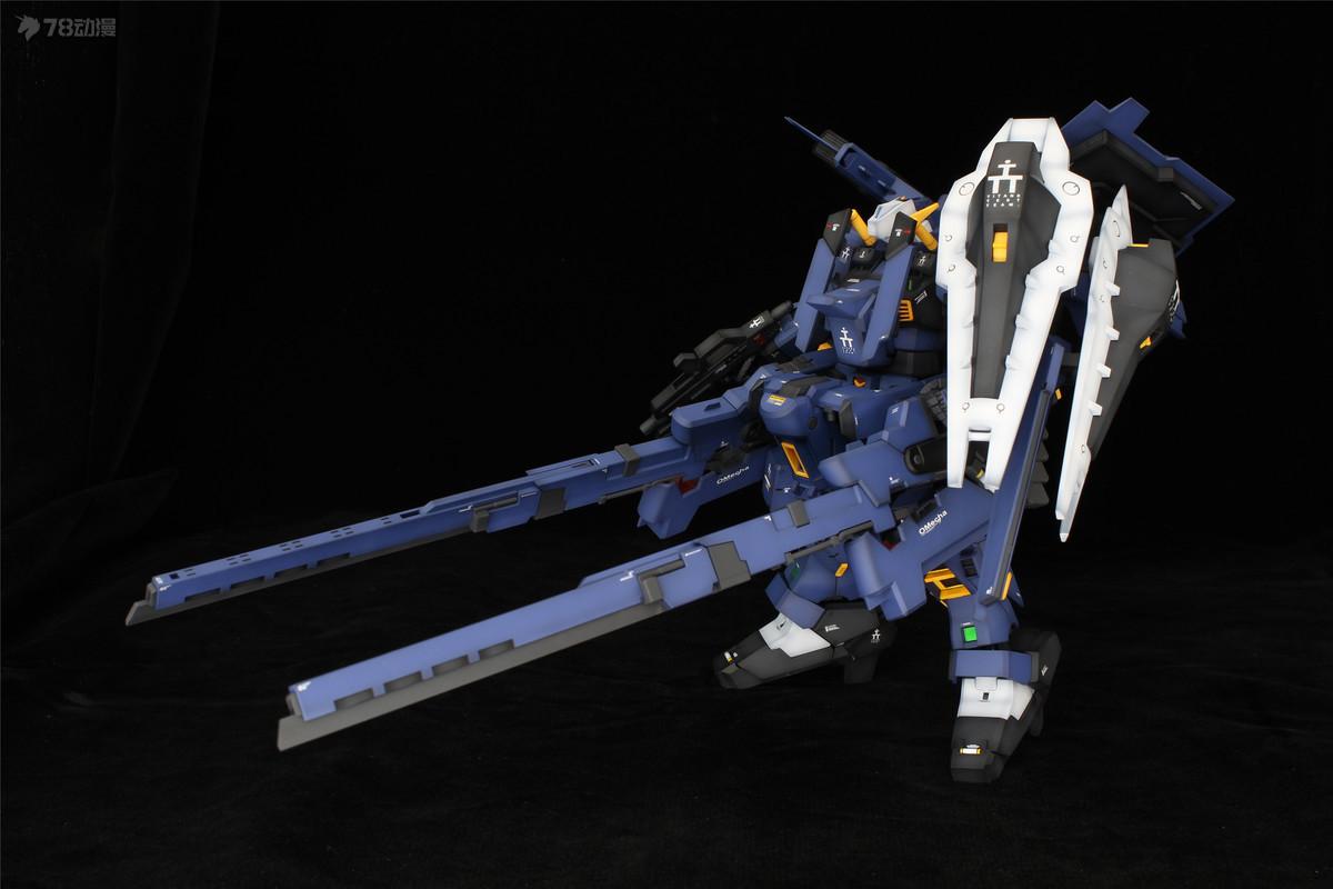 GUNDAM MG RX-121-1 Gundam TR-1 HAZEL Custom   FF-X29A G-PARTS HRUDUDU (15).jpg