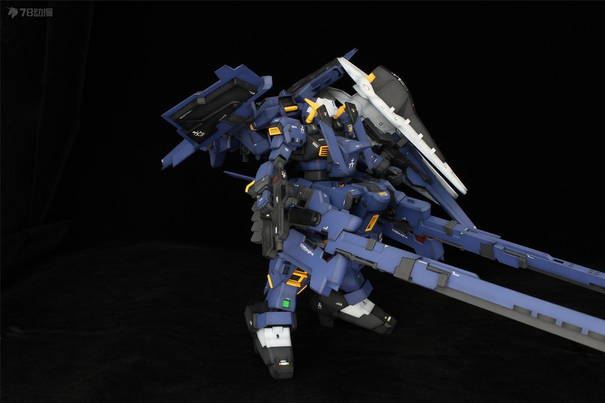 GUNDAM MG RX-121-1 Gundam TR-1 HAZEL Custom   FF-X29A G-PARTS HRUDUDU (16).jpg