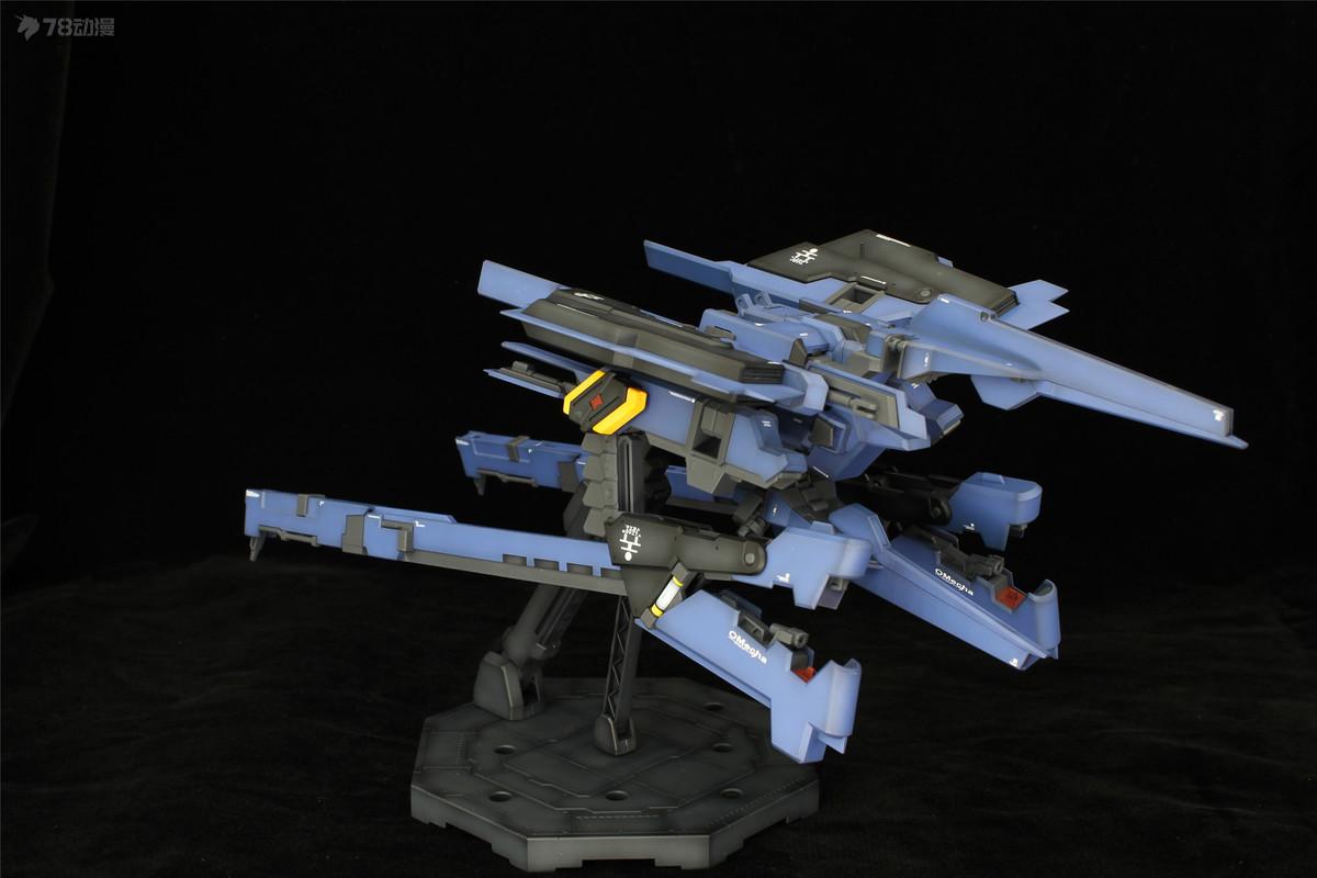 GUNDAM MG RX-121-1 Gundam TR-1 HAZEL Custom   FF-X29A G-PARTS HRUDUDU (13).jpg