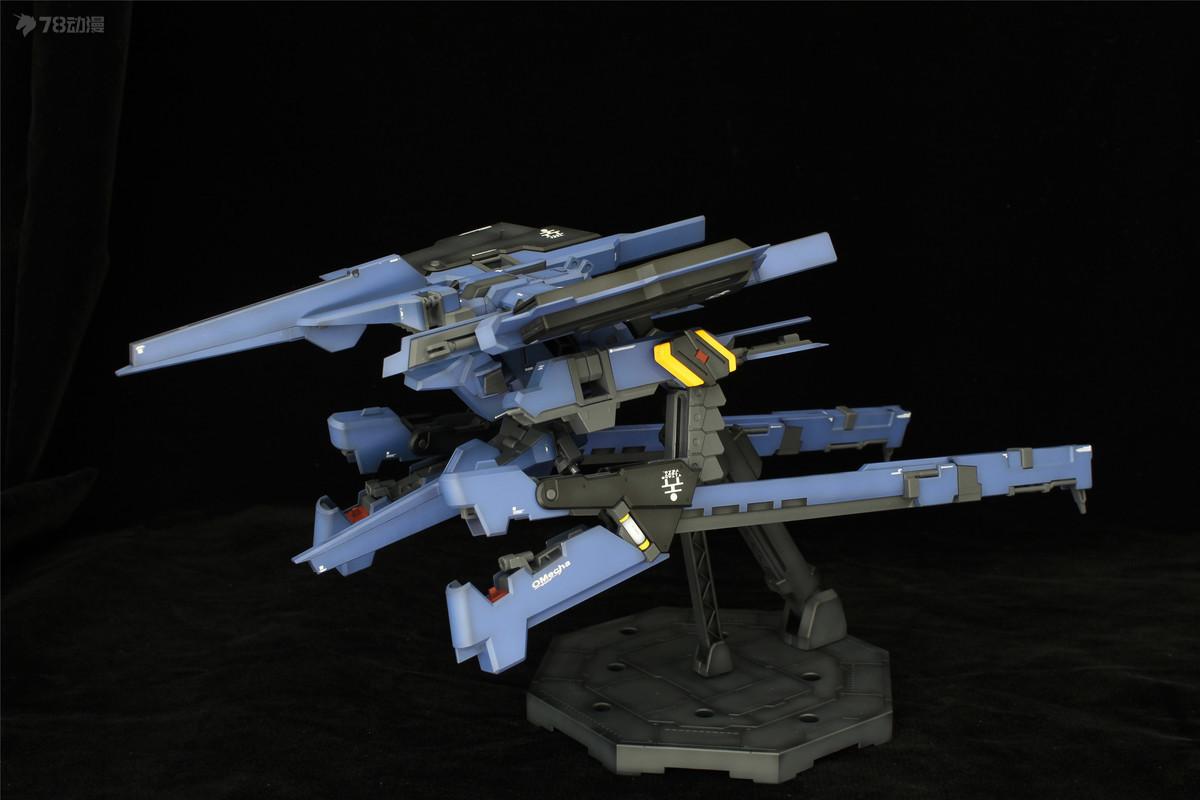 GUNDAM MG RX-121-1 Gundam TR-1 HAZEL Custom   FF-X29A G-PARTS HRUDUDU (12).jpg