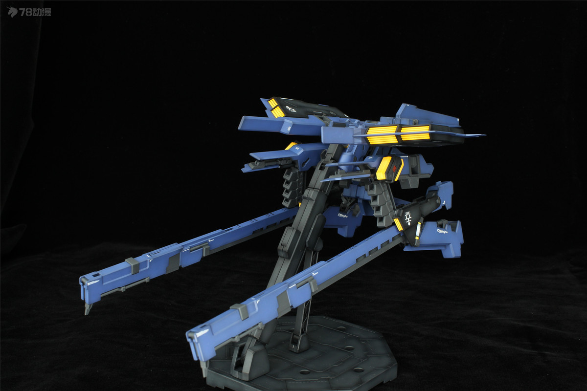 GUNDAM MG RX-121-1 Gundam TR-1 HAZEL Custom   FF-X29A G-PARTS HRUDUDU (14).jpg