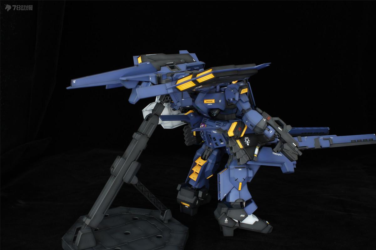 GUNDAM MG RX-121-1 Gundam TR-1 HAZEL Custom   FF-X29A G-PARTS HRUDUDU (17).jpg