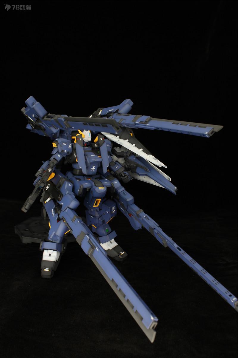 GUNDAM MG RX-121-1 Gundam TR-1 HAZEL Custom   FF-X29A G-PARTS HRUDUDU (23).jpg