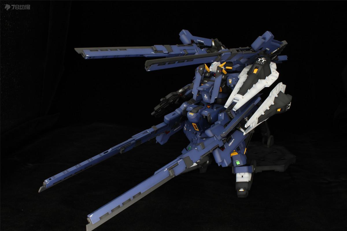 GUNDAM MG RX-121-1 Gundam TR-1 HAZEL Custom   FF-X29A G-PARTS HRUDUDU (22).jpg