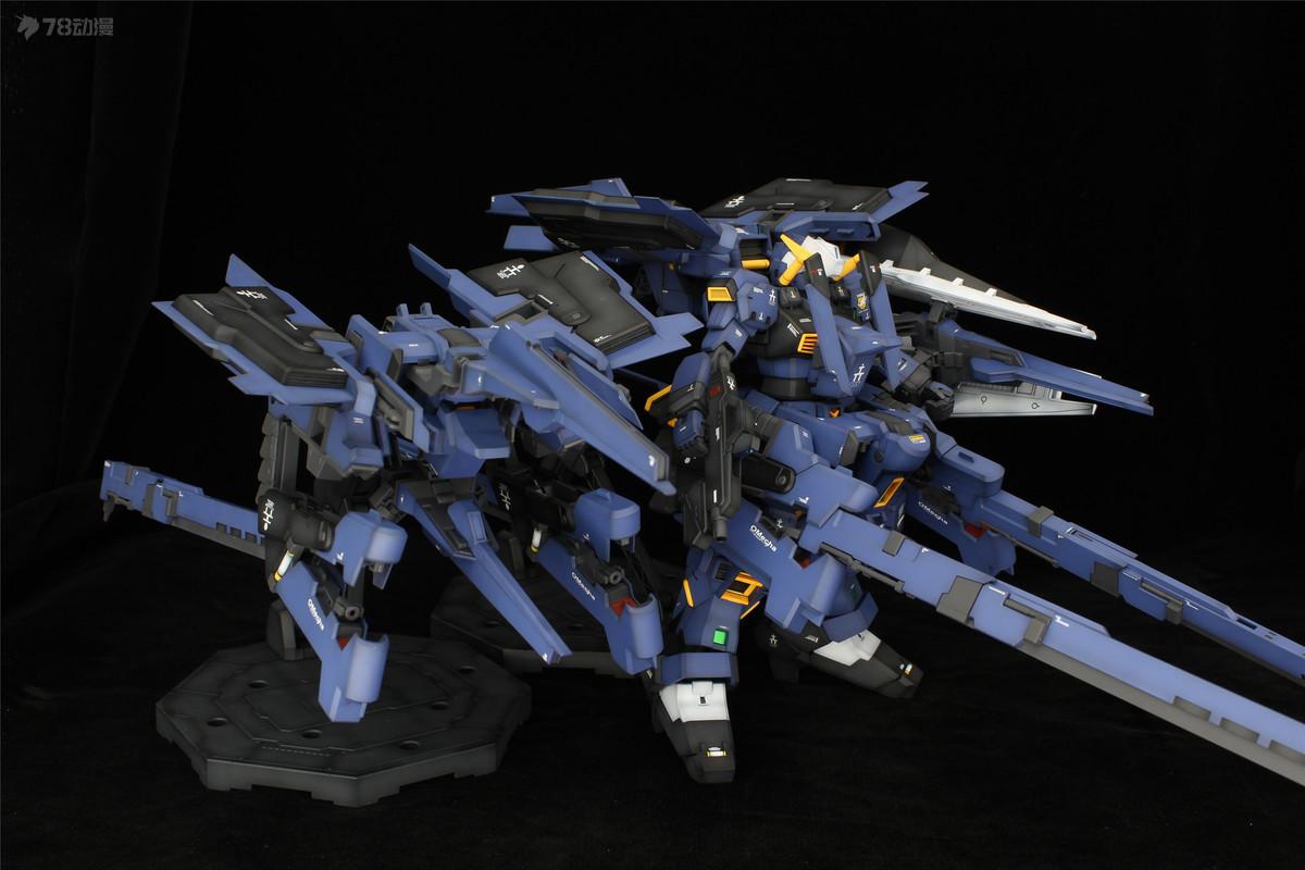 GUNDAM MG RX-121-1 Gundam TR-1 HAZEL Custom   FF-X29A G-PARTS HRUDUDU (19).jpg
