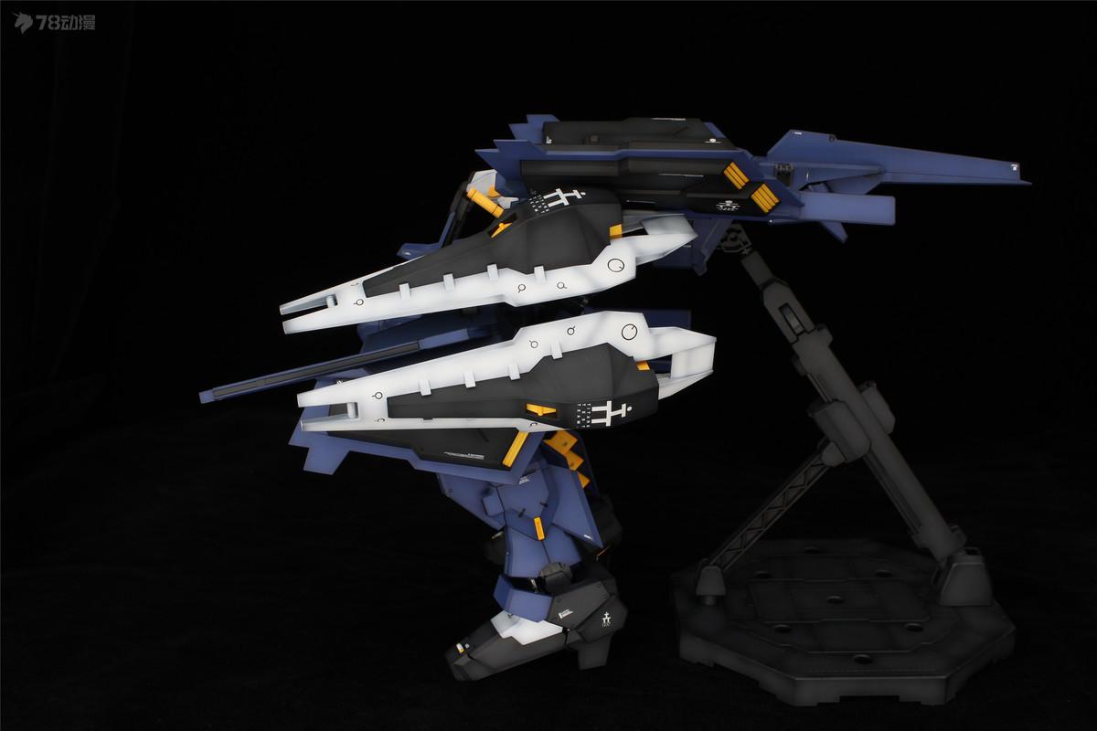 GUNDAM MG RX-121-1 Gundam TR-1 HAZEL Custom   FF-X29A G-PARTS HRUDUDU (29).jpg