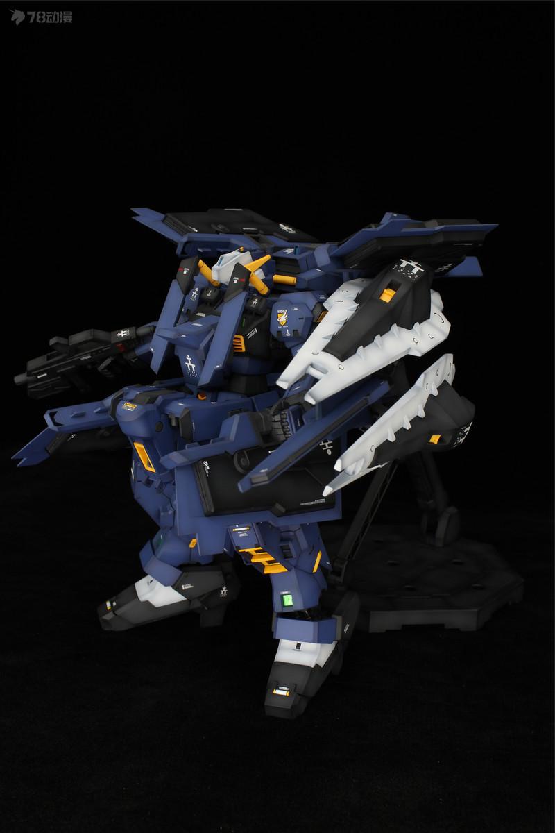 GUNDAM MG RX-121-1 Gundam TR-1 HAZEL Custom   FF-X29A G-PARTS HRUDUDU (28).jpg