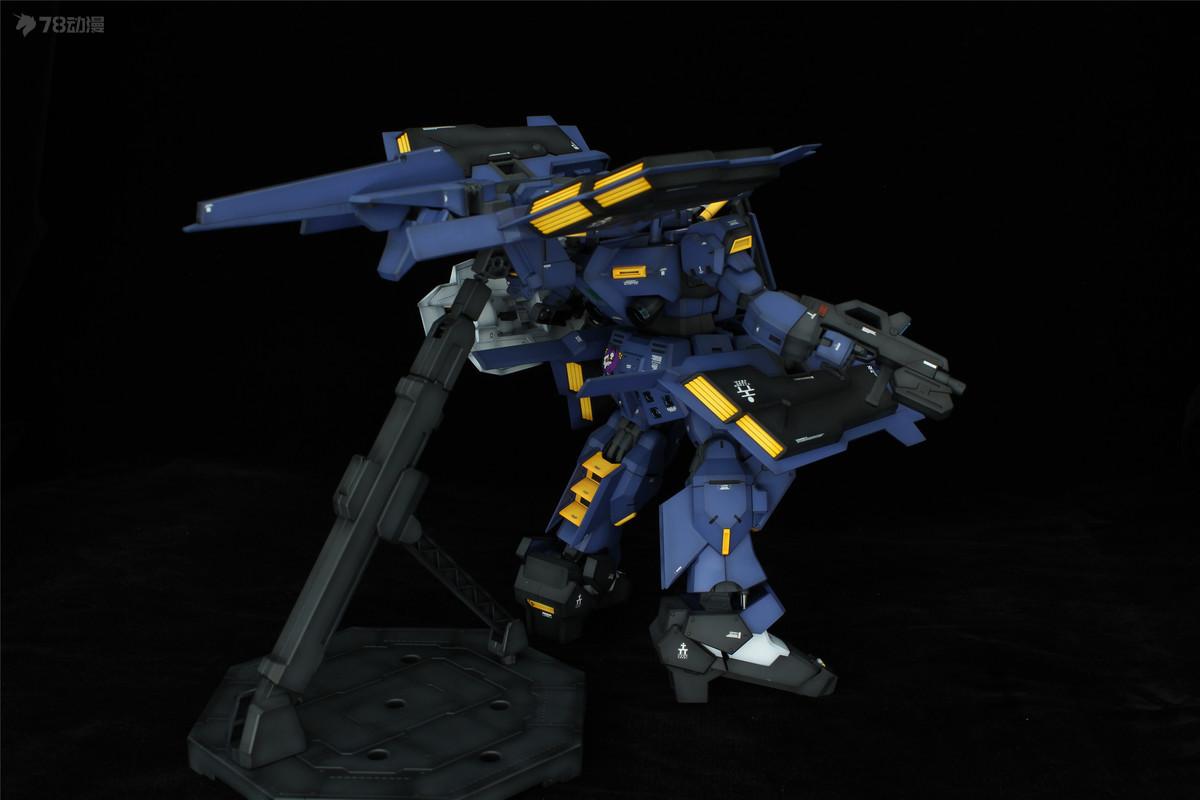 GUNDAM MG RX-121-1 Gundam TR-1 HAZEL Custom   FF-X29A G-PARTS HRUDUDU (30).jpg