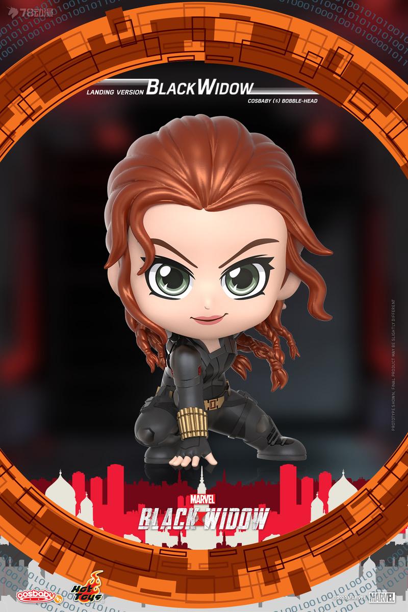 Hot Toys - Black Widow - Black Widow (Landing Version) Cosbaby (S) Bobble-Head_PR1.jpg