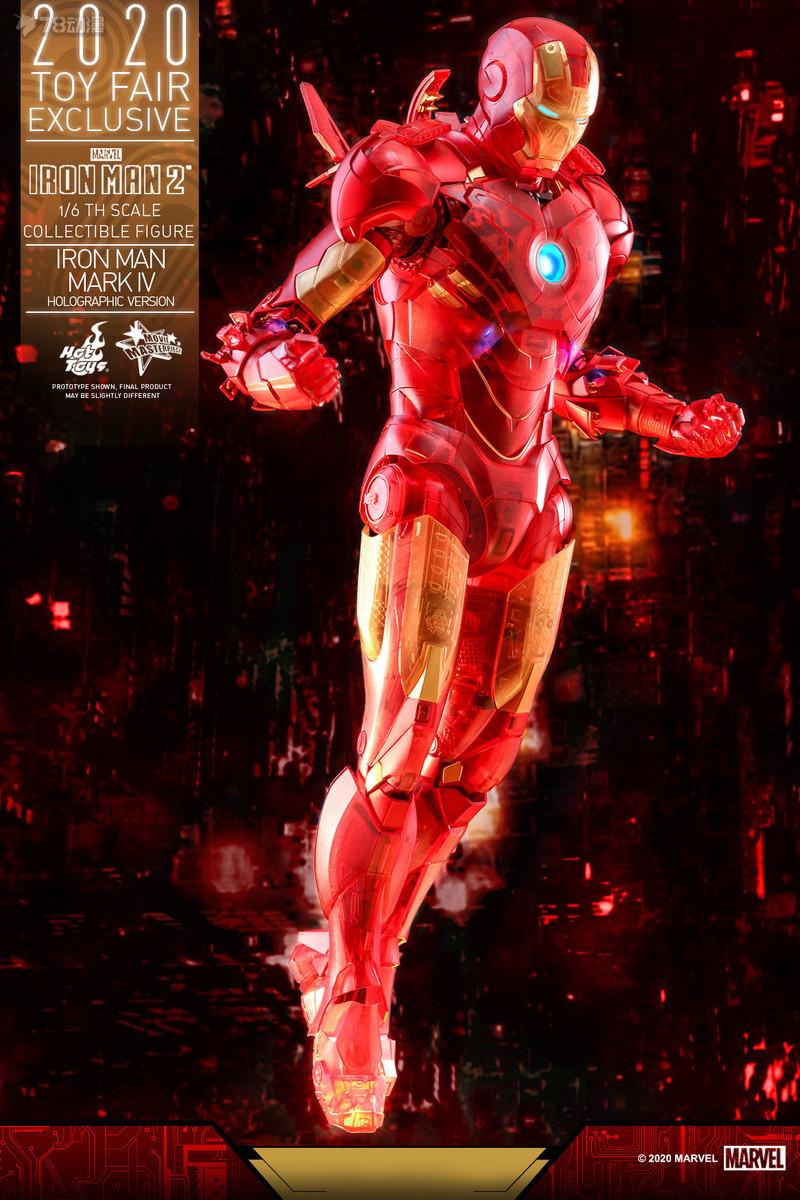 Hot Toys - IM2 - Iron Man Mark IV (Holographic Version) collectible figure_PR4.jpg