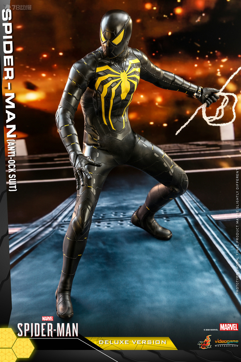 Hot Toys - MSM - Spider-Man (Anti-Ock Suit) collectible figure (Deluxe)_PR3.jpg
