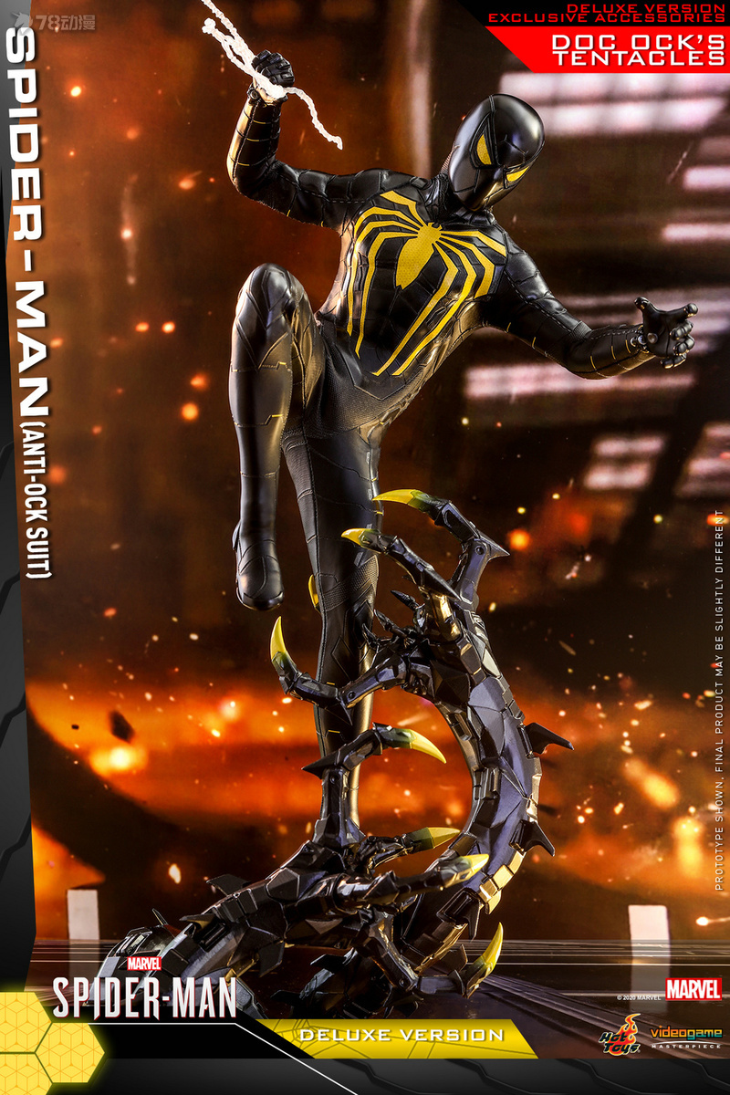 Hot Toys - MSM - Spider-Man (Anti-Ock Suit) collectible figure (Deluxe)_PR2.jpg