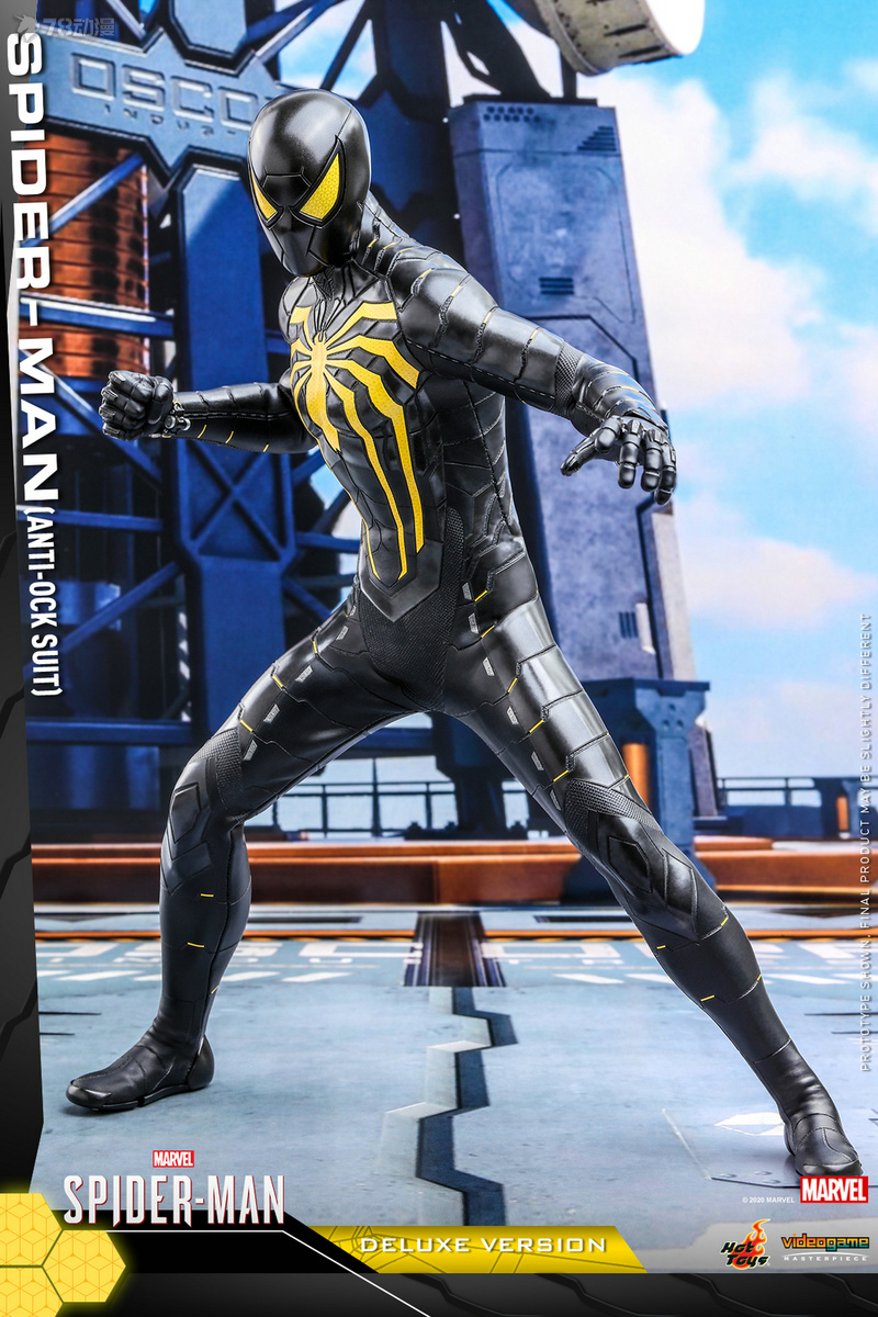 Hot Toys - MSM - Spider-Man (Anti-Ock Suit) collectible figure (Deluxe)_PR5.jpg