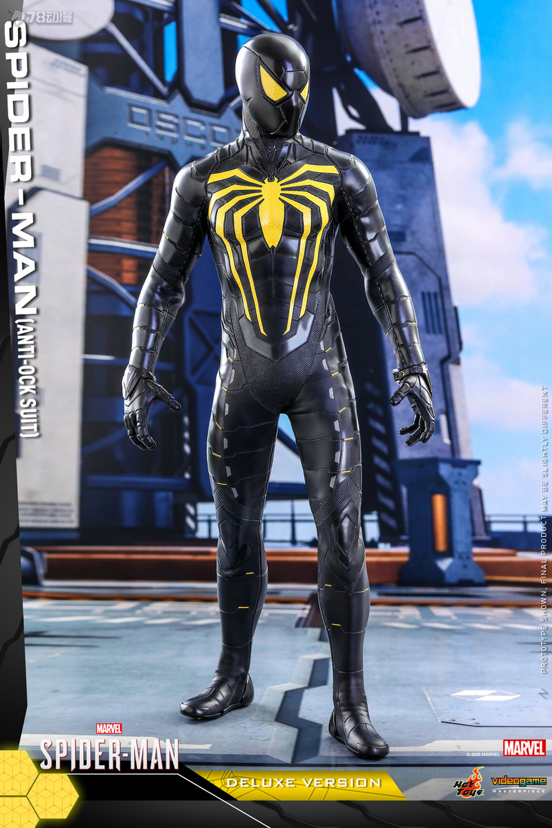 Hot Toys - MSM - Spider-Man (Anti-Ock Suit) collectible figure (Deluxe)_PR6.jpg