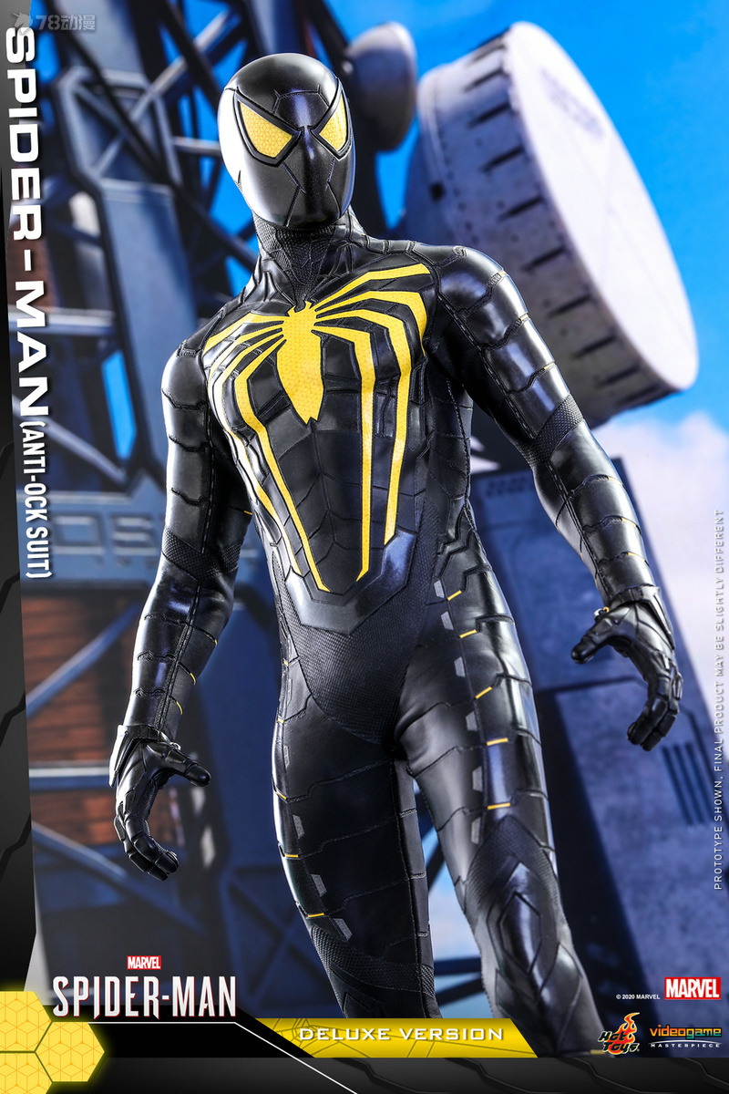 Hot Toys - MSM - Spider-Man (Anti-Ock Suit) collectible figure (Deluxe)_PR7.jpg