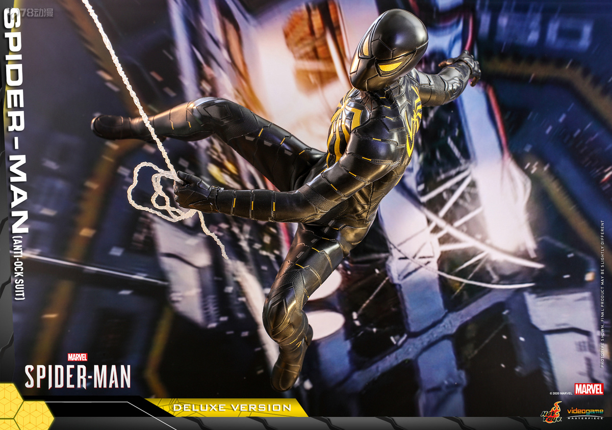 Hot Toys - MSM - Spider-Man (Anti-Ock Suit) collectible figure (Deluxe)_PR9.jpg