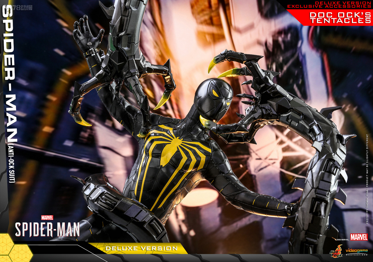 Hot Toys - MSM - Spider-Man (Anti-Ock Suit) collectible figure (Deluxe)_PR10.jpg