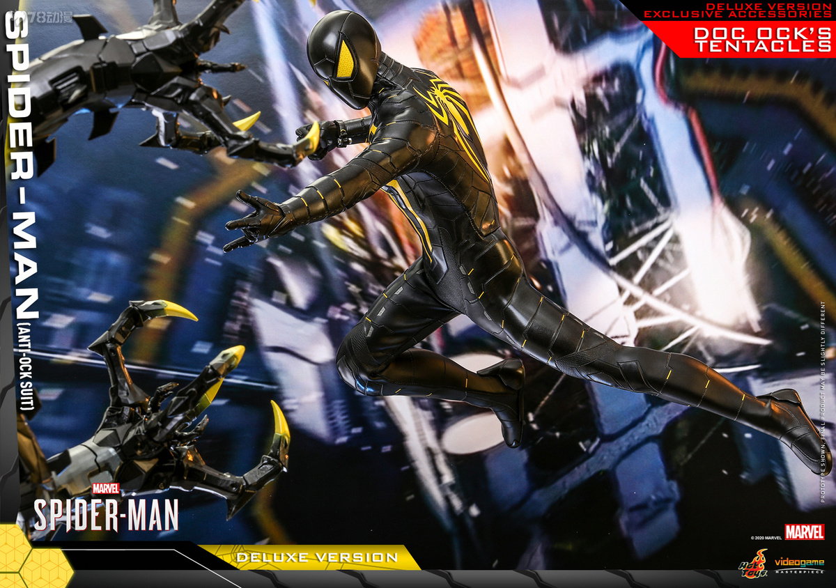 Hot Toys - MSM - Spider-Man (Anti-Ock Suit) collectible figure (Deluxe)_PR8.jpg