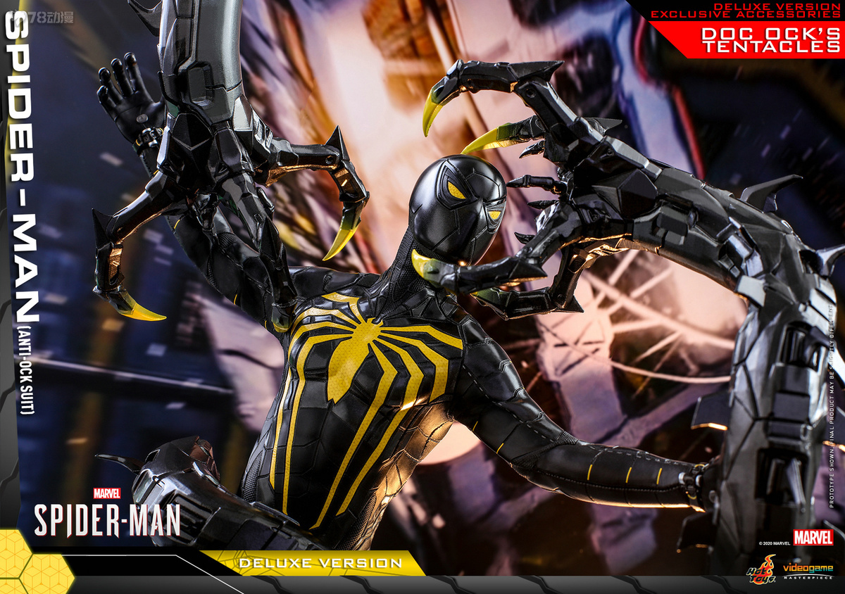 Hot Toys - MSM - Spider-Man (Anti-Ock Suit) collectible figure (Deluxe)_PR11.jpg