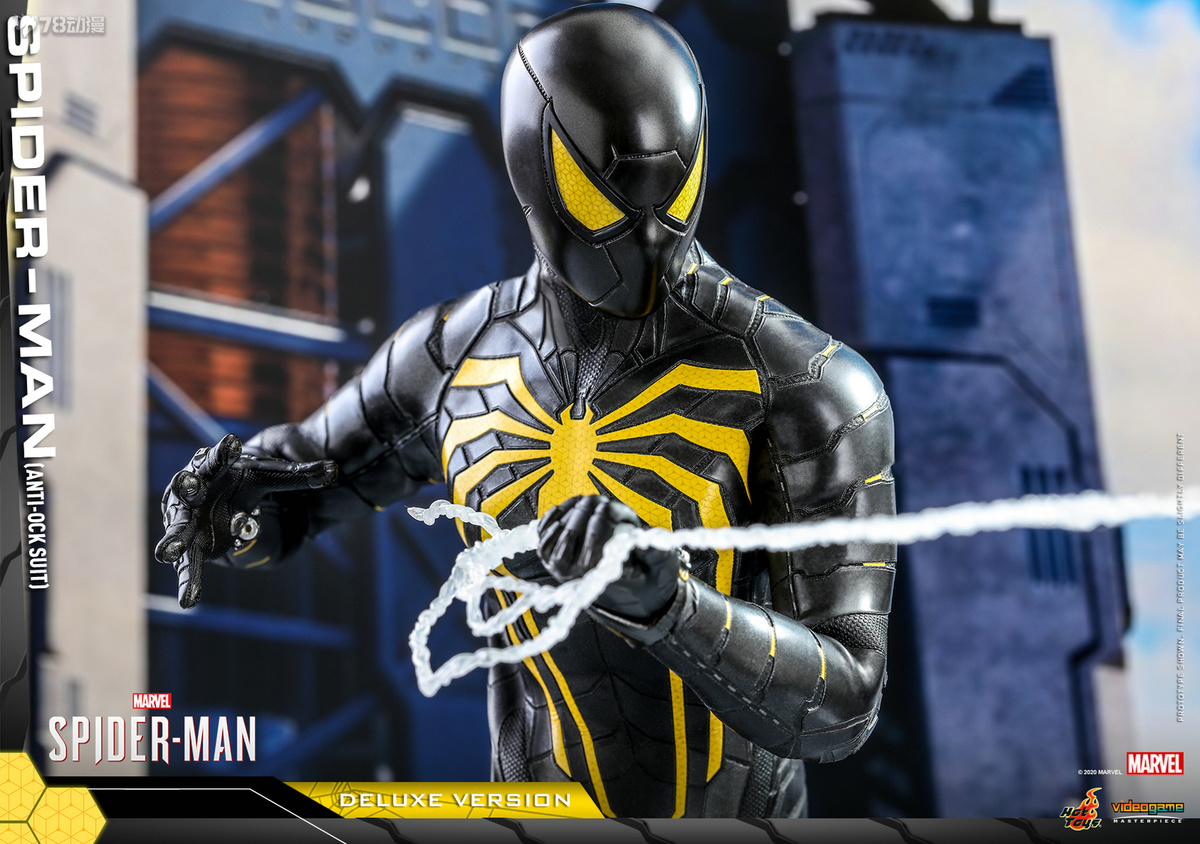 Hot Toys - MSM - Spider-Man (Anti-Ock Suit) collectible figure (Deluxe)_PR12.jpg