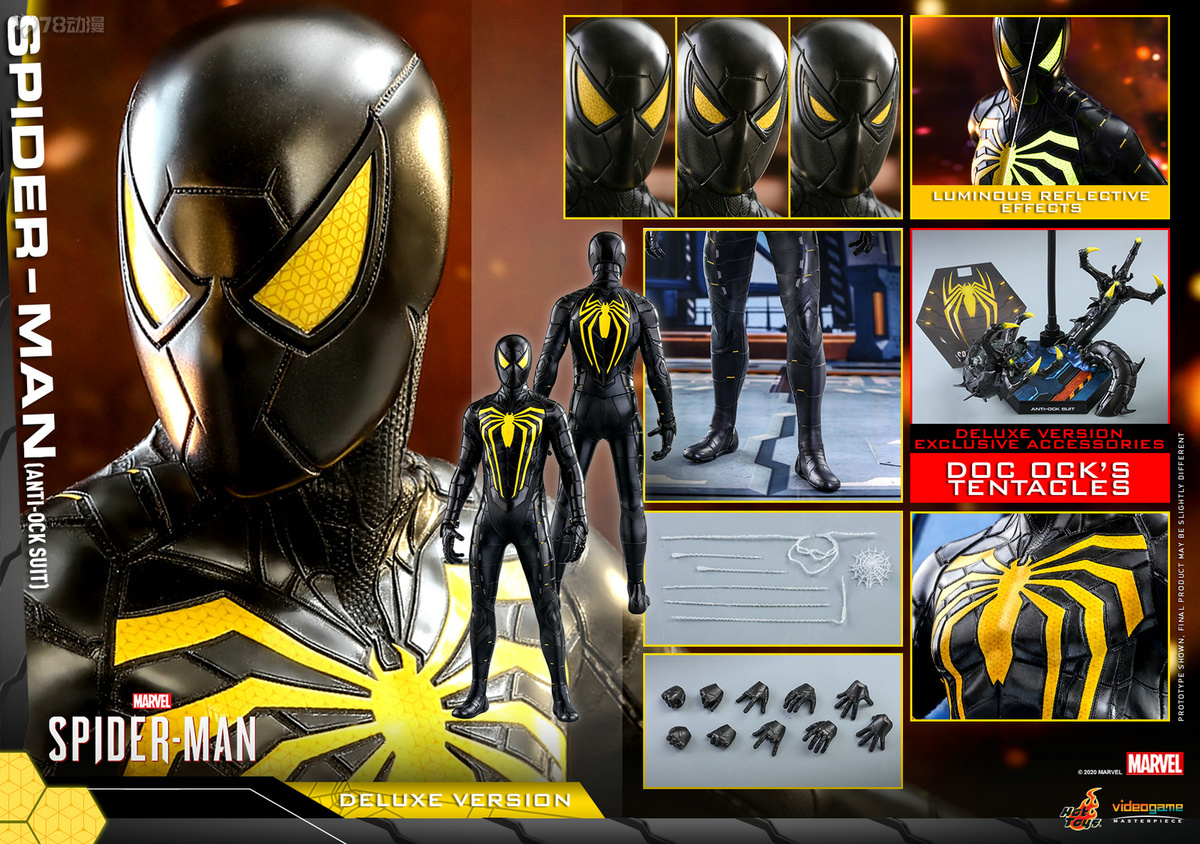 Hot Toys - MSM - Spider-Man (Anti-Ock Suit) collectible figure (Deluxe)_PR15.jpg