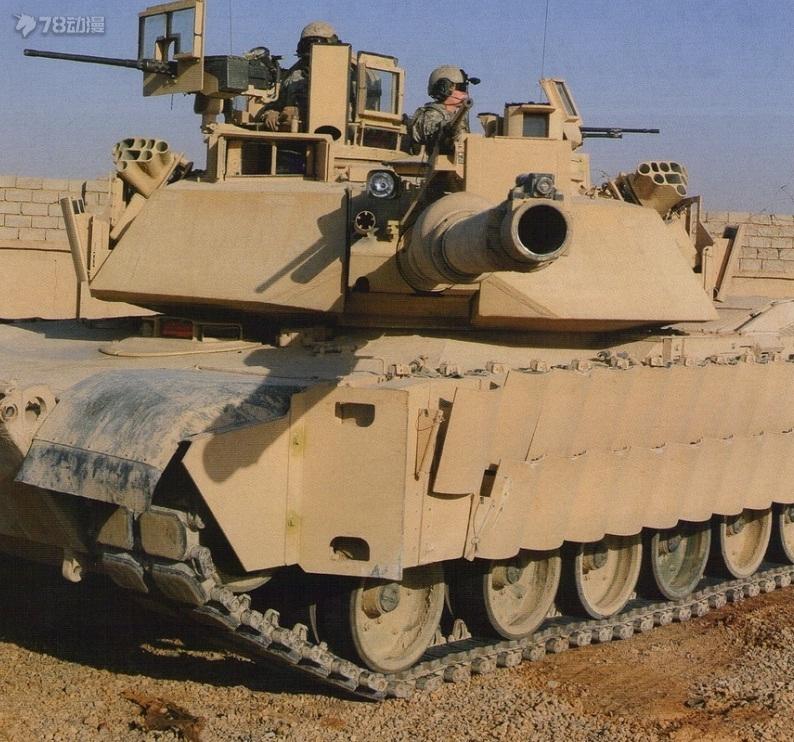 考证1实车搭载TUSK2装甲.jpg