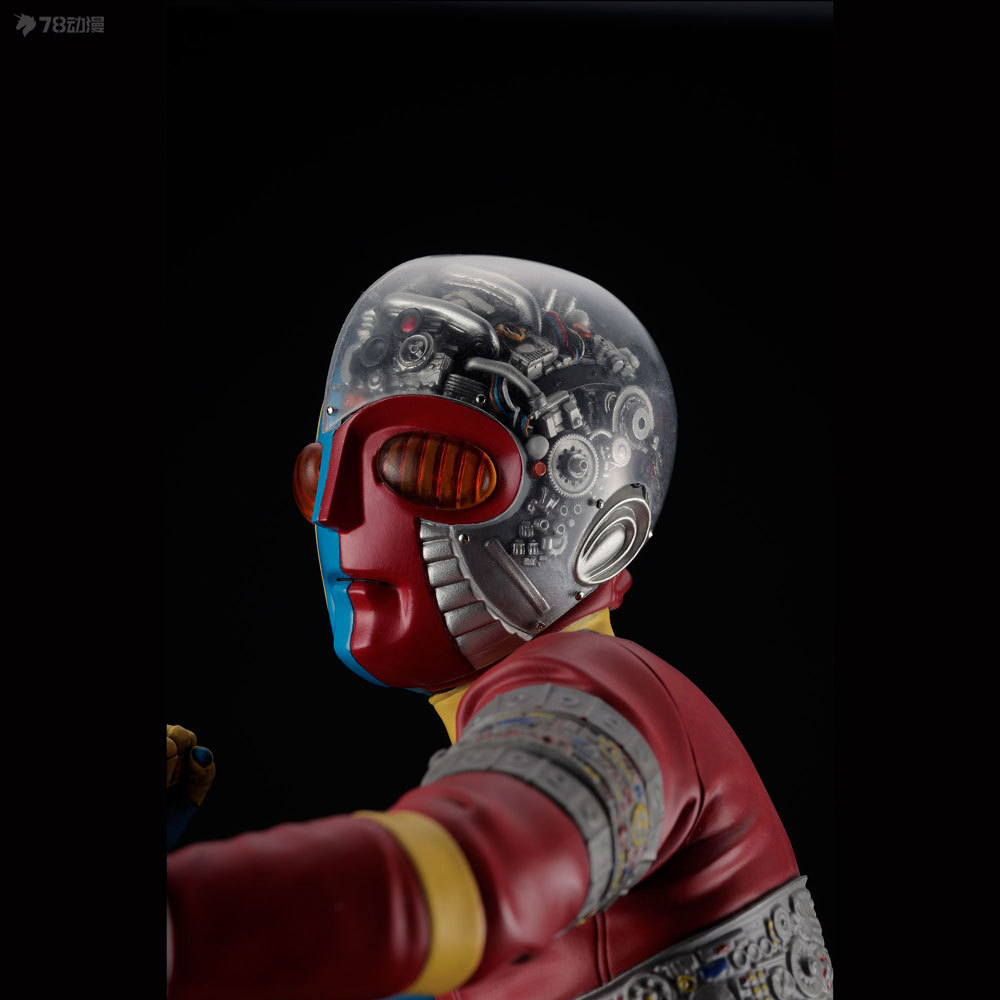 海洋堂直營店限定: 21年8月 Character Classics系列  電腦奇俠