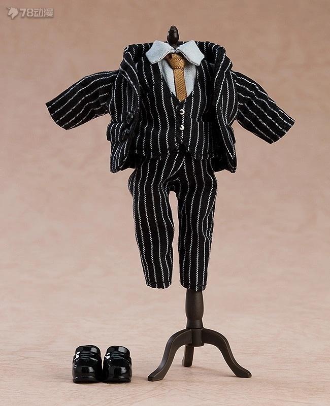 GSC: 21年11月 粘土人Doll系列 洋服套裝 西裝(條紋)