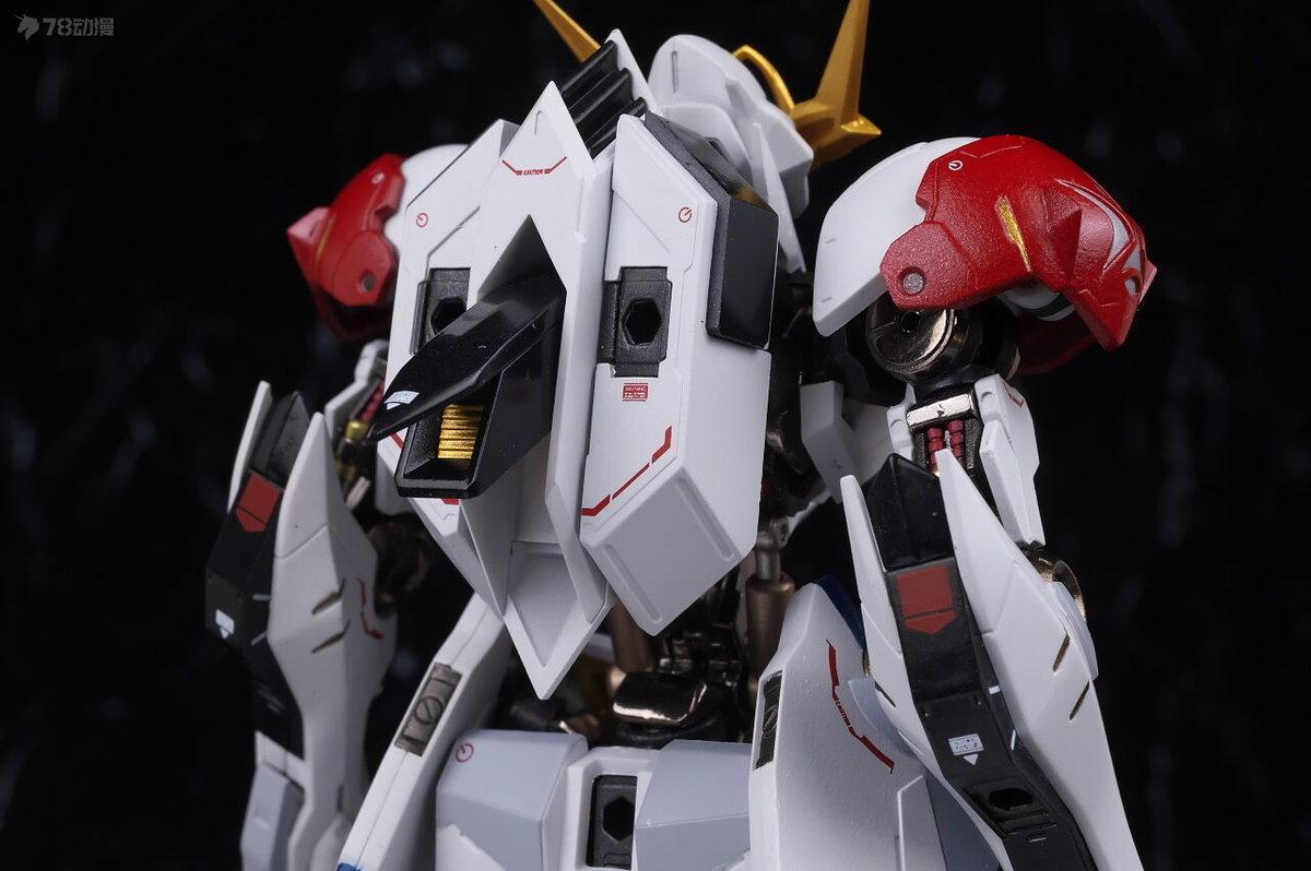 日站 BANDAI 8月7日 一般發售 Metal Robot魂 高達巴巴托斯天狼座 實物測評
