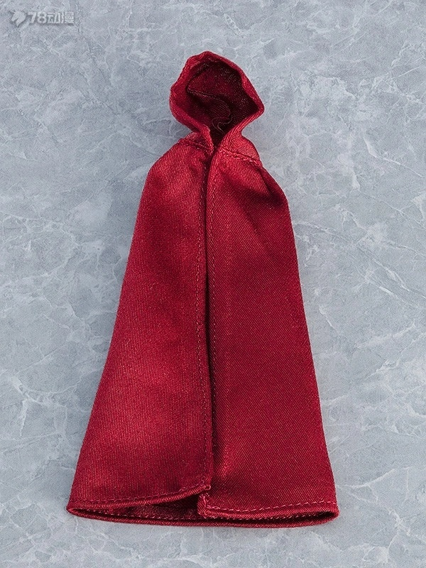 MaxFactory: 22年1月 figma Styles 簡單披風(紅色/黑色)